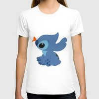 lilo and stitch T-shirts featuring Stitch by Alexbookpages