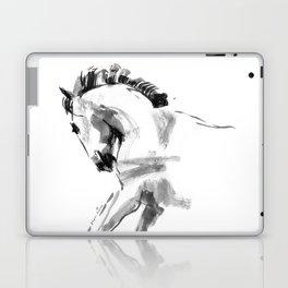 Young Beautiful Horse Laptop & iPad Skin