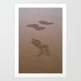 Sandart Art Print