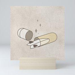𝑺𝒂𝒏𝒊𝒕𝒚 𝑷𝒊𝒍𝒍 Mini Art Print