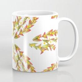 Clay Wattle Coffee Mug