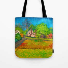 Starr From the Upstairs Window Tote Bag