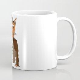 Fuck Off Bum Cat Coffee Mug