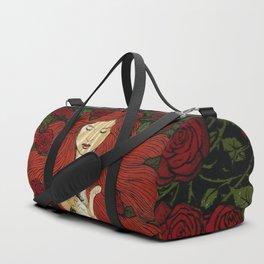 Maid with robin Duffle Bag