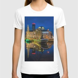 Leeuwarden by night T-shirt