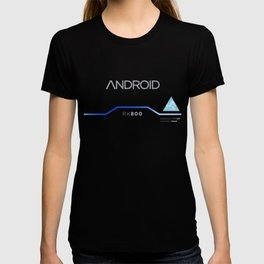 Connor's Android Jacket T-shirt