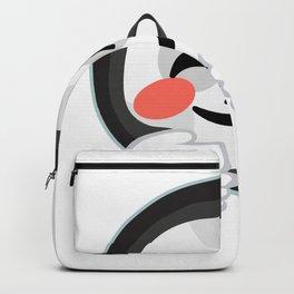 skull hug Backpack