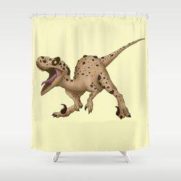 Cookieraptor Shower Curtain