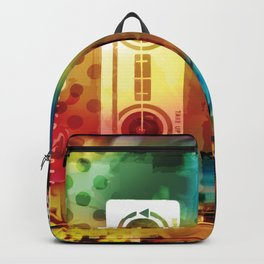 Pump the Jam Backpack