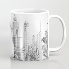Time Coffee Mug