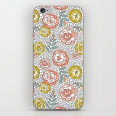 Desert Blossom iPhone & iPod Skin