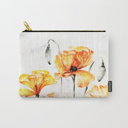 Springful thoughts Carry-All Pouch