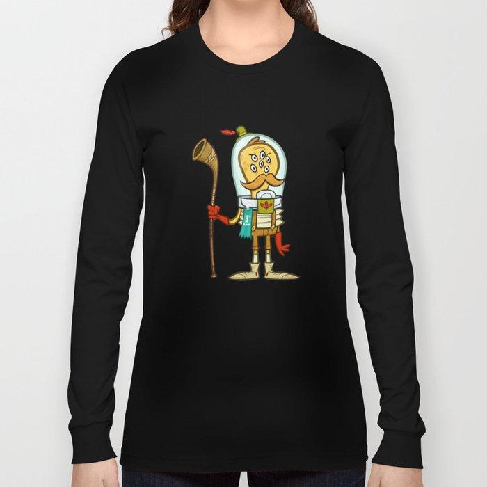Alphorn Champion 1908 Long Sleeve T-shirt