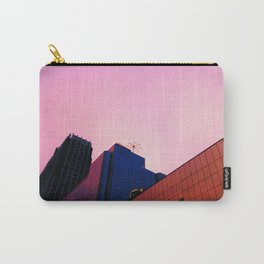 Finely Roofed Carry-All Pouch