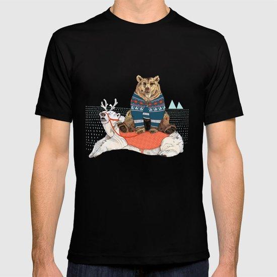 Bear Sleigh T-shirt