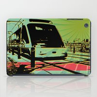 train iPad Cases featuring Train by Pedro Nogueira