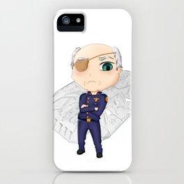 Colonel Tigh | Battlestar Galactica iPhone Case
