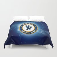 chelsea Duvet Covers featuring CHELSEA by Acus