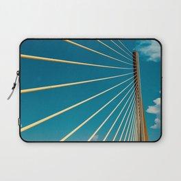 Sunshine Skyway Laptop Sleeve