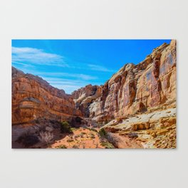 bell canyon Canvas Print
