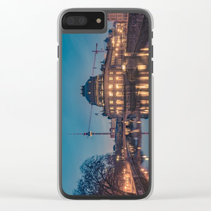 Bode Museum Clear iPhone Case
