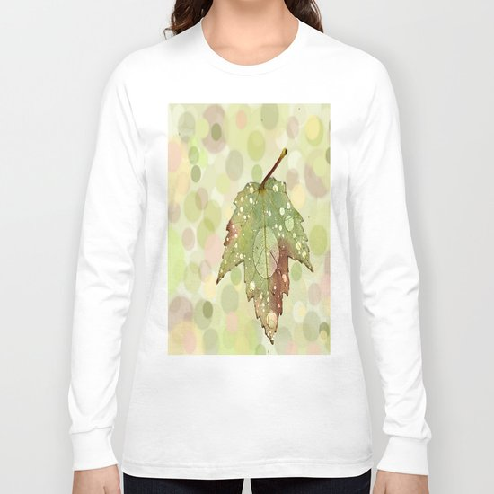Just Leaf in Peace Long Sleeve T-shirt