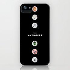 The Avengers Slim Case iPhone (5, 5s)