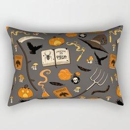 Scarecrow pattern Rectangular Pillow