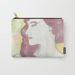 simplicity of a queen-Hera Carry-All Pouch