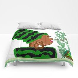 The Queen in You #2 Comforters