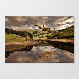 For The Boys Canvas Print