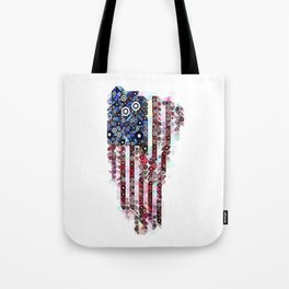 :: Star Spangled Banner :: Tote Bag