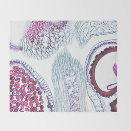 cells Throw Blanket