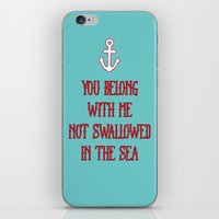 coldplay iPhone & iPod Skins featuring You Belong With Me by larlener