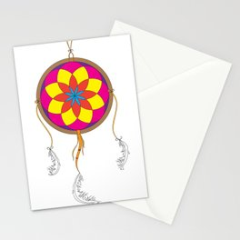 Dream Catcher Colour Stationery Cards