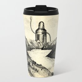 A Visitor From The North Travel Mug