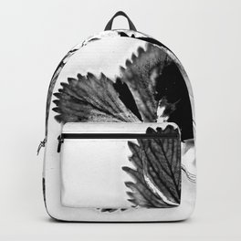 Strawberry Leaves Backpack