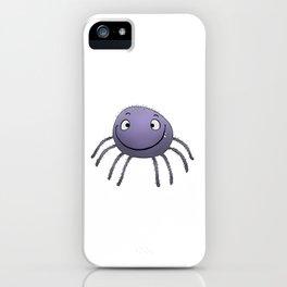 Spider Smile iPhone Case
