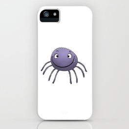 Spider Smile iPhone Case
