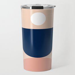 Abstraction_BALANCE_Modern_Minimalism_Art_003 Travel Mug