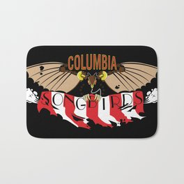 Columbia Songbirds Bath Mat