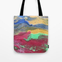 Going against Tote Bag