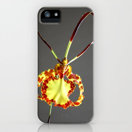 Your Butterfly Orchid, Madam iPhone Case