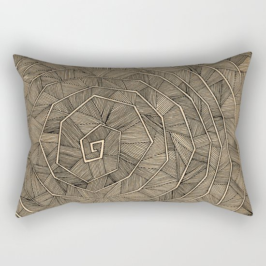 - bathyscaphe - Rectangular Pillow