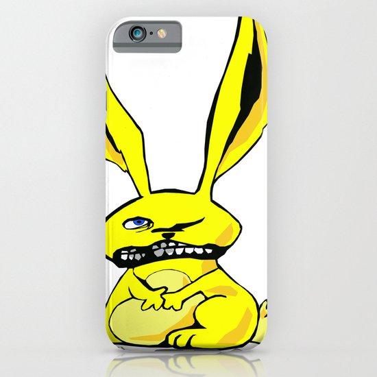 Sick Little Bunny iPhone & iPod Case