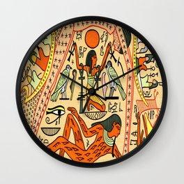 Kemet 300 Wall Clock
