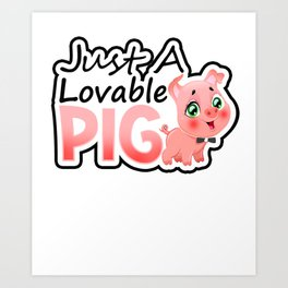 Year of the Pig Chinese New Year 2019 Zodiac Shirt Light Art Print