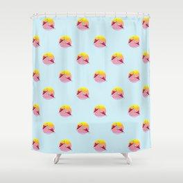 Summer dreams pattern Shower Curtain