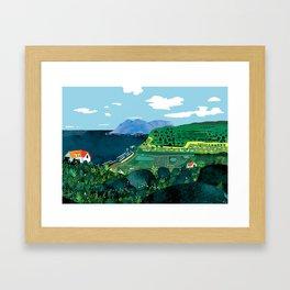 Glencairn Framed Art Print