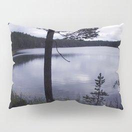 Blue Moment Lake View Pillow Sham
